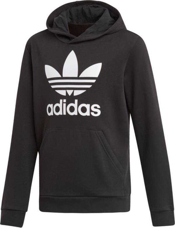 adidas Originals Girls' Trefoil Graphic Hoodie product image