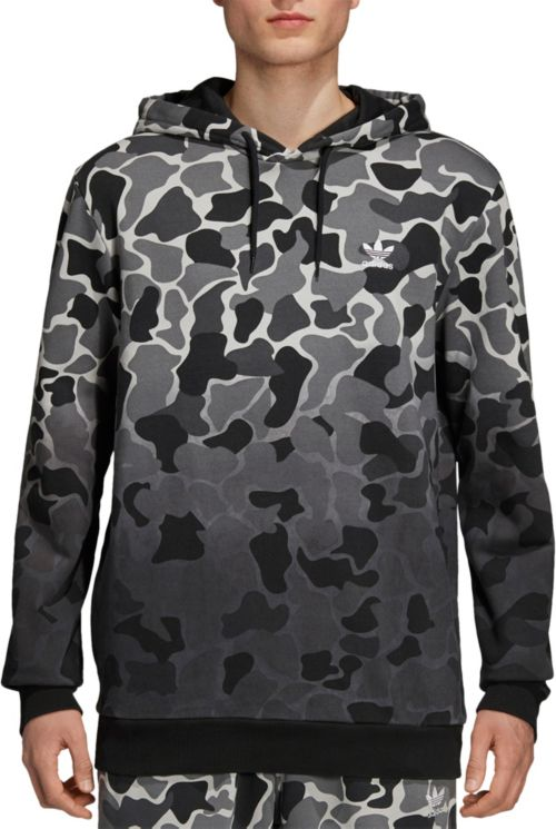 6bd1afcc adidas Originals Men's Camouflage Dip-Dyed Hoodie. noImageFound. Previous