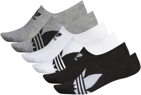 adidas Men's Originals Trefoil Superlite Super No Show Socks 6 Pack product image