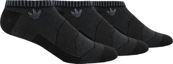 adidas Originals Men's Prime Mesh No Show Socks 3 Pack product image