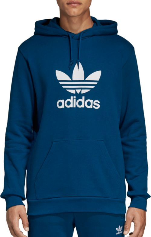 adidas Originals Men s Trefoil Warm-Up Hoodie. noImageFound. Previous 326f687b239d8