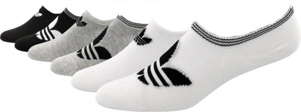 adidas Originals Women's Trefoil Super No Show Socks - 6 Pack product image