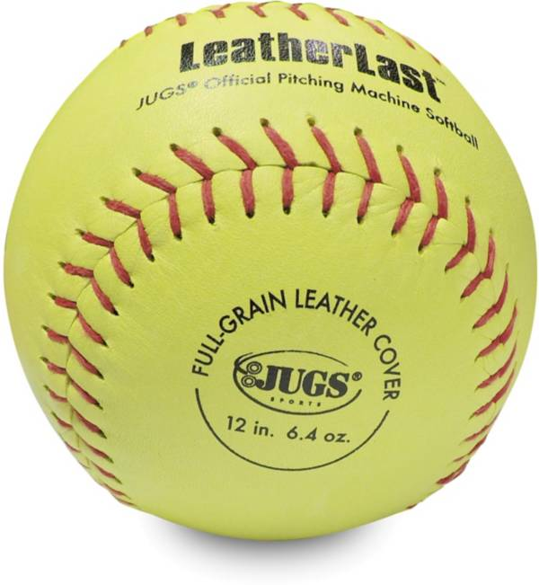 Jugs Leatherlast Softballs – 12 Pack product image