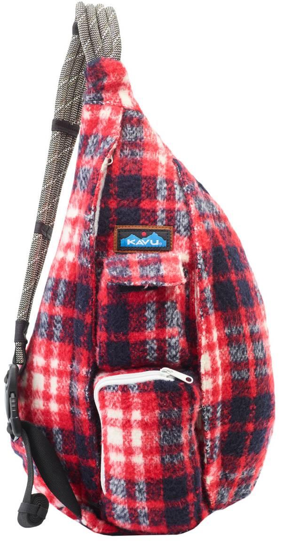 KAVU Plaid Rope Bag product image