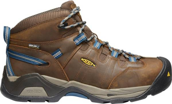 KEEN Men's Detroit XT Waterproof Steel Toe Work Boots product image