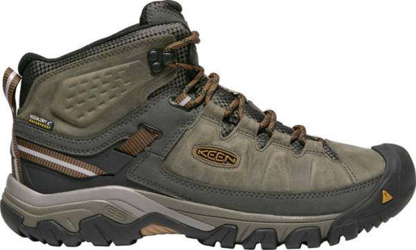 KEEN Men's Targhee III Mid Waterproof Hiking Boots product image
