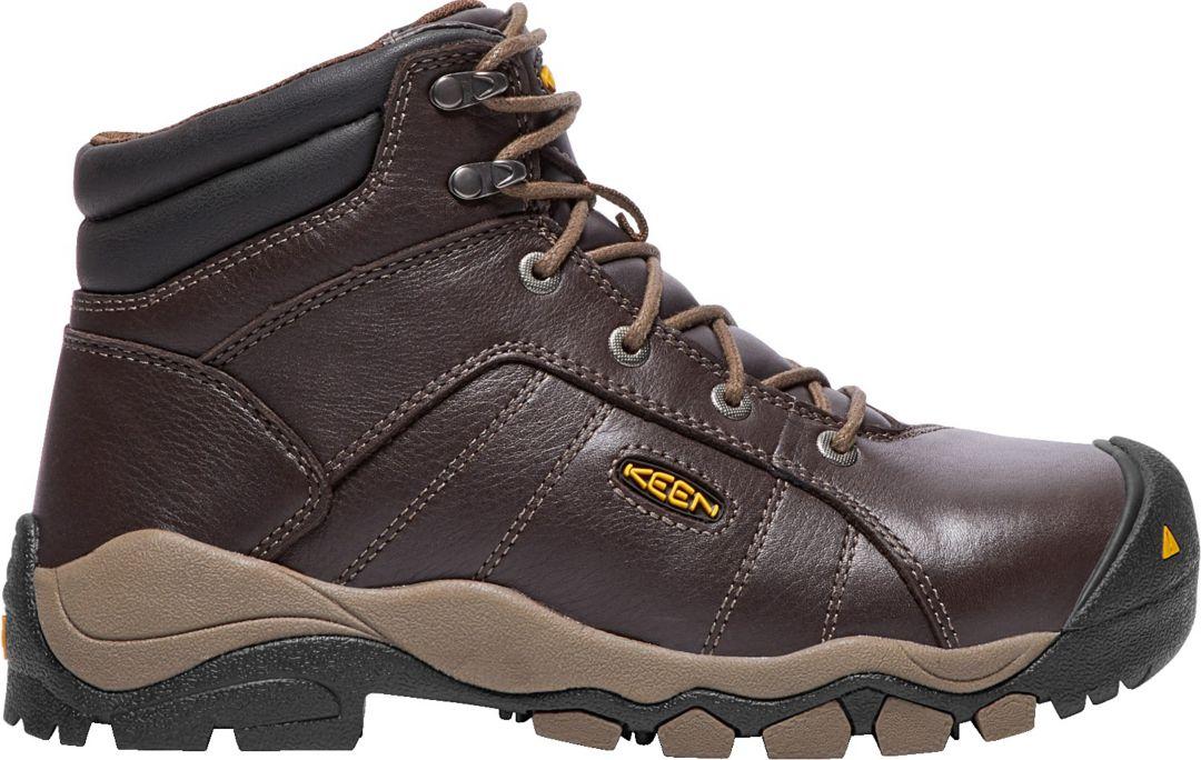 b3510410fb9 KEEN Women's Santa Fe 6'' ESD Aluminum Toe Work Boots