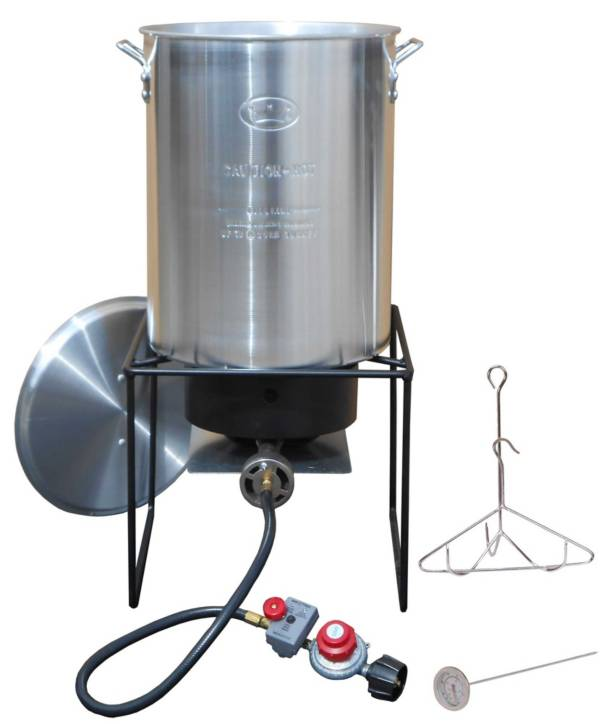 """King Kooker 12"""" Turkey Fryer Package with 29 Quart Pot product image"""