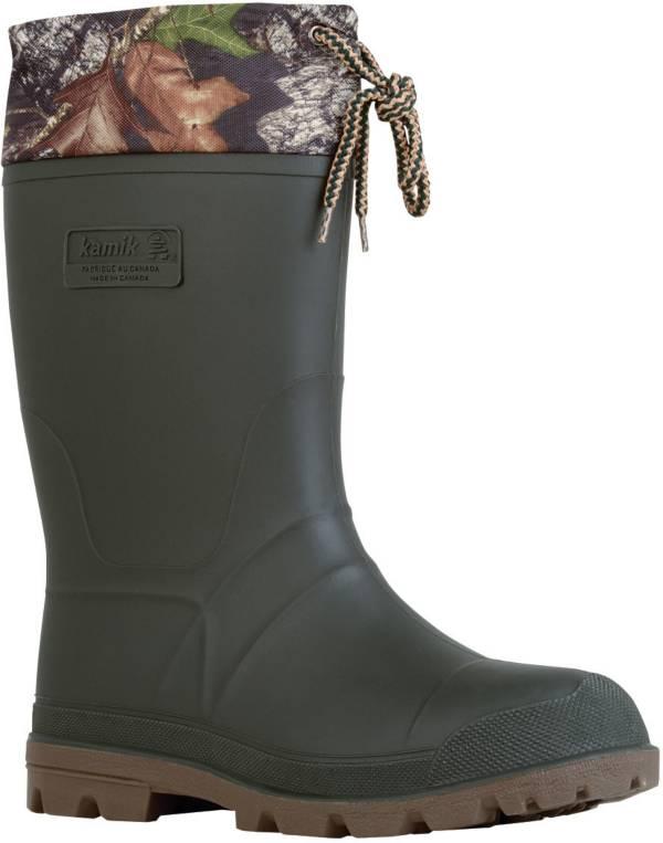 Kamik Men's Icebreaker Camo Insulated Waterproof Winter Boots product image