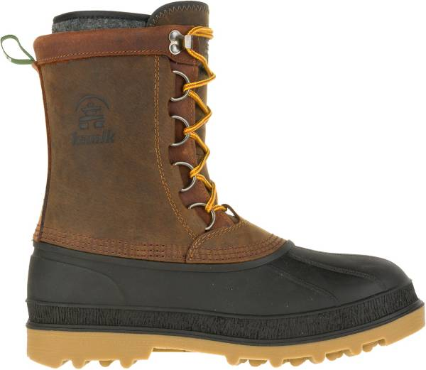 Kamik Men's William Insulated Waterproof Winter Boots product image