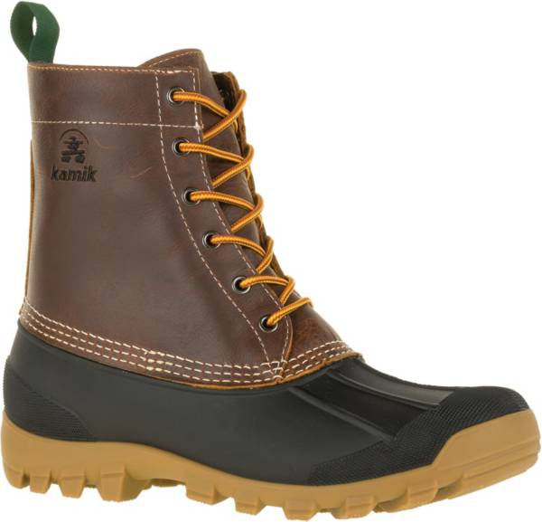Kamik Men's Yukon6 200g Waterproof Winter Boots product image