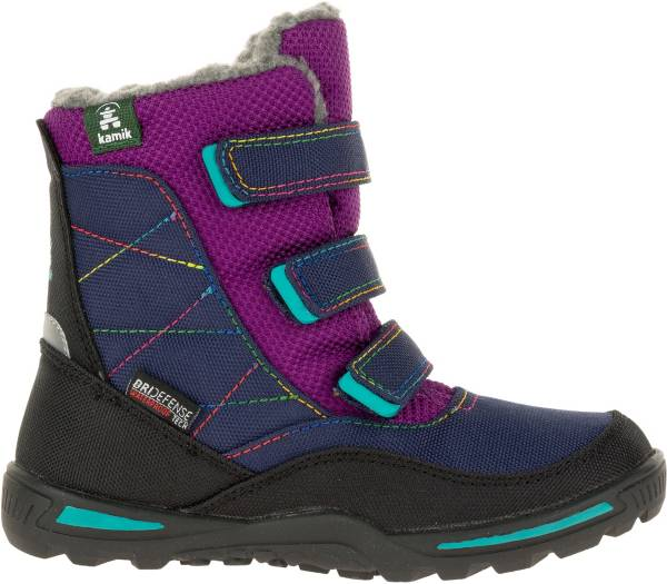 Kamik Kids' Hayden Insulated Waterproof Winter Boots product image