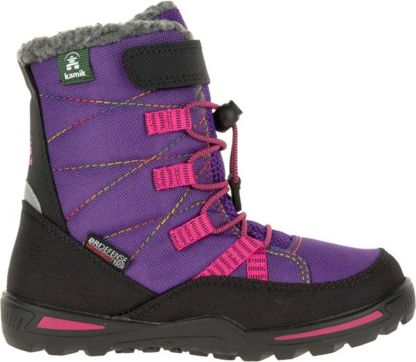 Kamik Kids' Jace Insulated Waterproof Winter Boots product image