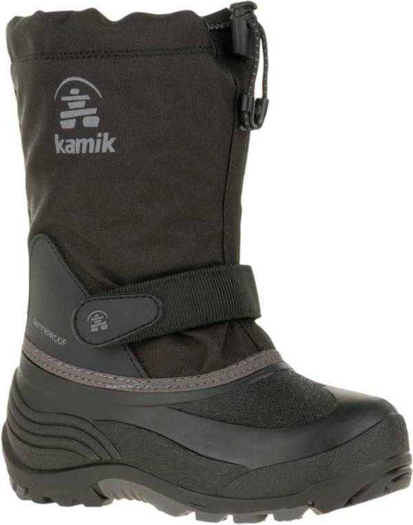 Kamik Kids' Waterbug5 Insulated Waterproof Winter Boots product image