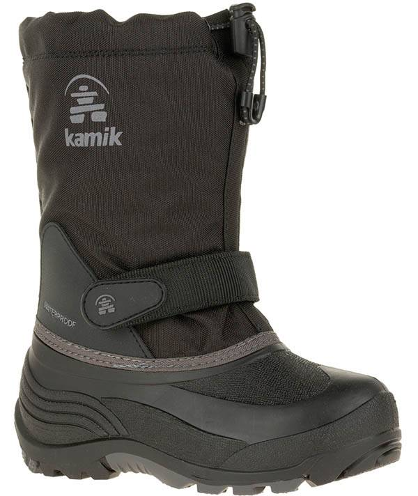 Kamik Kids' WaterbugW Insulated Waterproof Wide Winter Boots product image