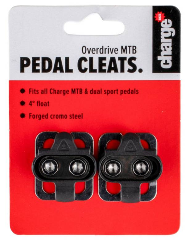 Charge Overdrive Mountain Bike Pedal Cleats product image
