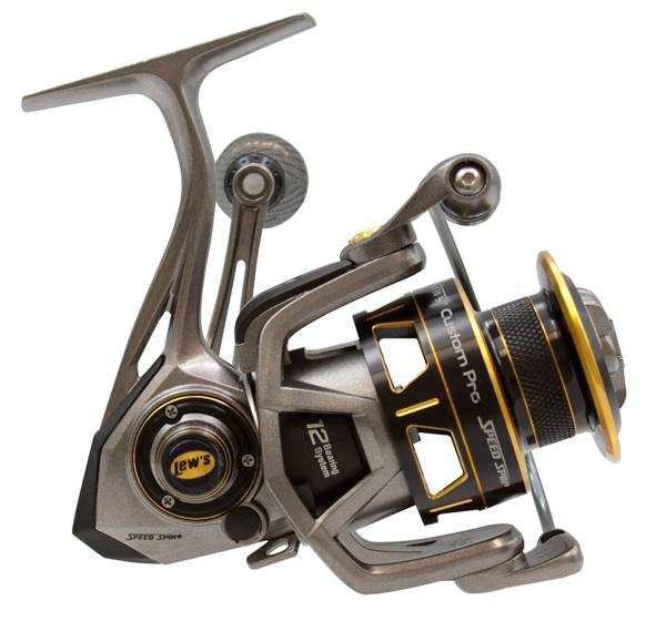 Lew's Custom Pro Speed Spin Spinning Reel product image