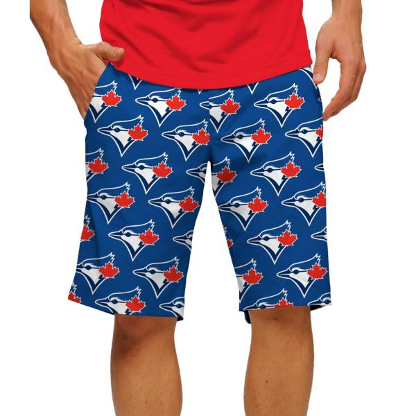 Loudmouth Men's Toronto Blue Jays Golf Shorts product image