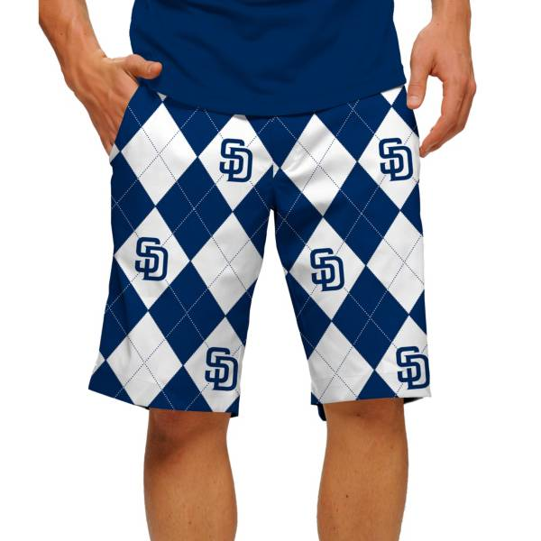 Loudmouth Men's San Diego Padres Golf Shorts product image