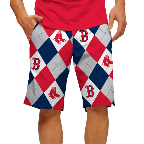 Loudmouth Men's Boston Red Sox Golf Shorts product image