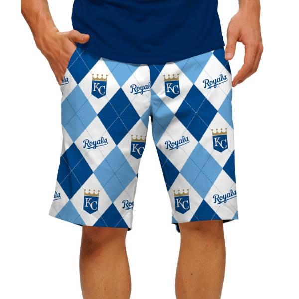 Loudmouth Men's Kansas City Royals Golf Shorts product image