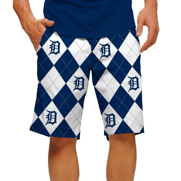 Loudmouth Men's Detroit Tigers Golf Shorts product image