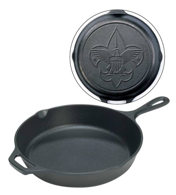 """Lodge 12"""" Boy Scout Cast Iron Skillet product image"""