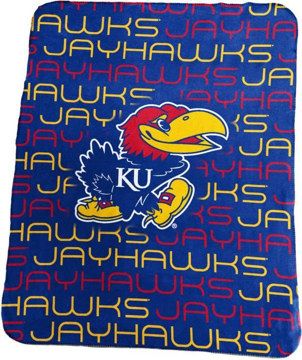 Kansas Jayhawks 50'' x 60'' Classic Fleece Blanket product image