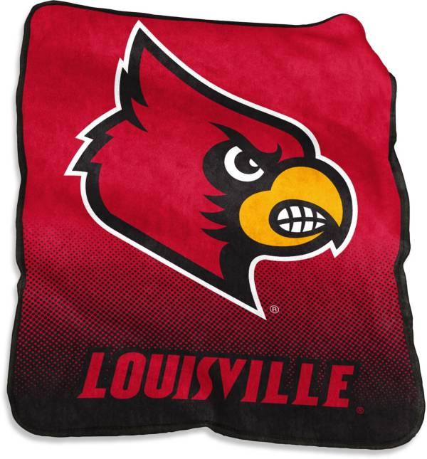Louisville Cardinals 50'' x 60'' Raschel Throw product image