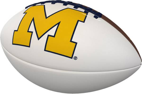 Michigan Wolverines Official-Size Autograph Football product image