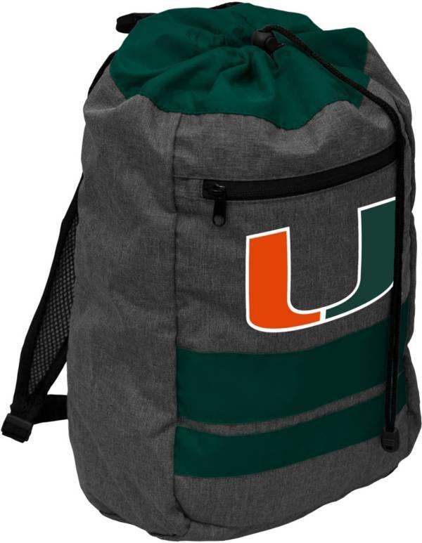 Miami Hurricanes Backsack product image
