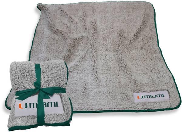 Miami Hurricanes 50'' x 60'' Frosty Fleece Blanket product image