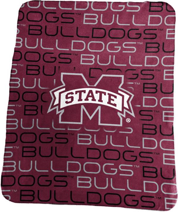 Mississippi State Bulldogs 50'' x 60'' Classic Fleece Blanket product image