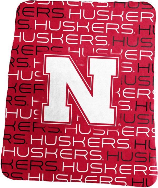 Nebraska Cornhuskers 50'' x 60'' Classic Fleece Blanket product image