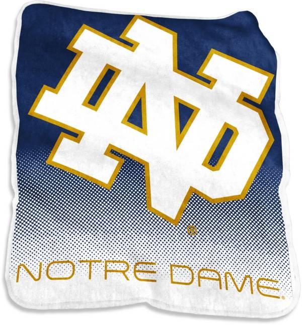 Notre Dame Fighting Irish 50'' x 60'' Raschel Throw product image