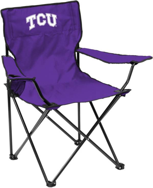 TCU Horned Frogs Team-Colored Canvas Chair product image
