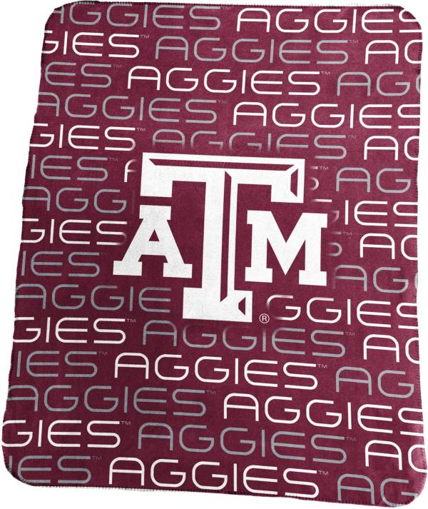 Texas A&M Aggies 50'' x 60'' Classic Fleece Blanket product image