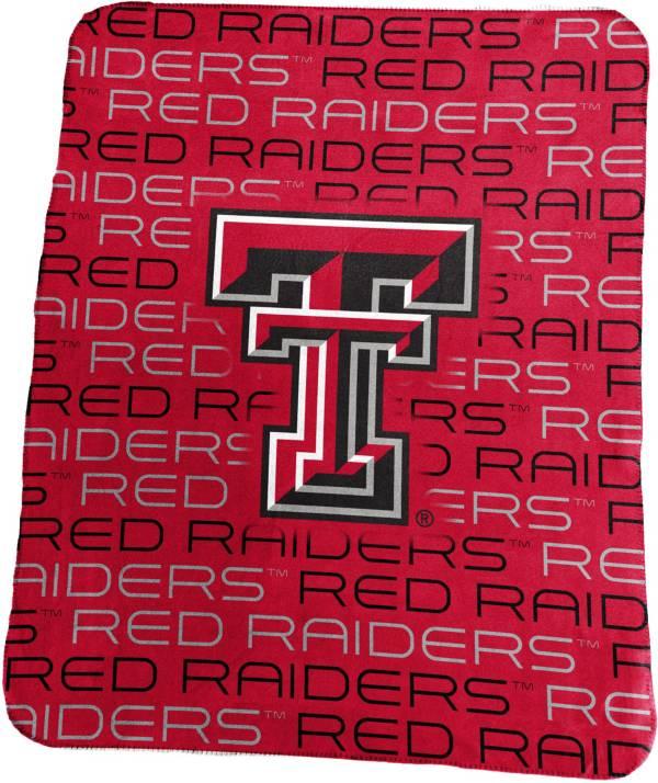 Texas Tech Red Raiders 50'' x 60'' Classic Fleece Blanket product image