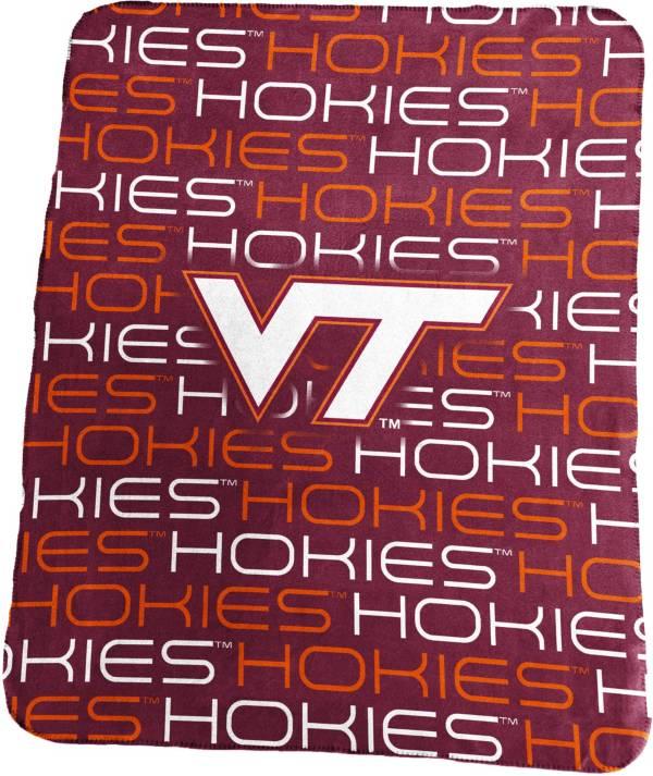 Virginia Tech Hokies 50'' x 60'' Classic Fleece Blanket product image