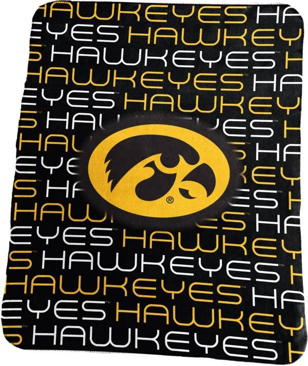 Iowa Hawkeyes 50'' x 60'' Classic Fleece Blanket product image