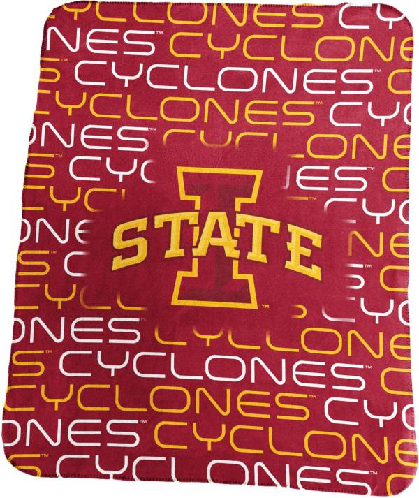 Iowa State Cyclones 50'' x 60'' Classic Fleece Blanket product image