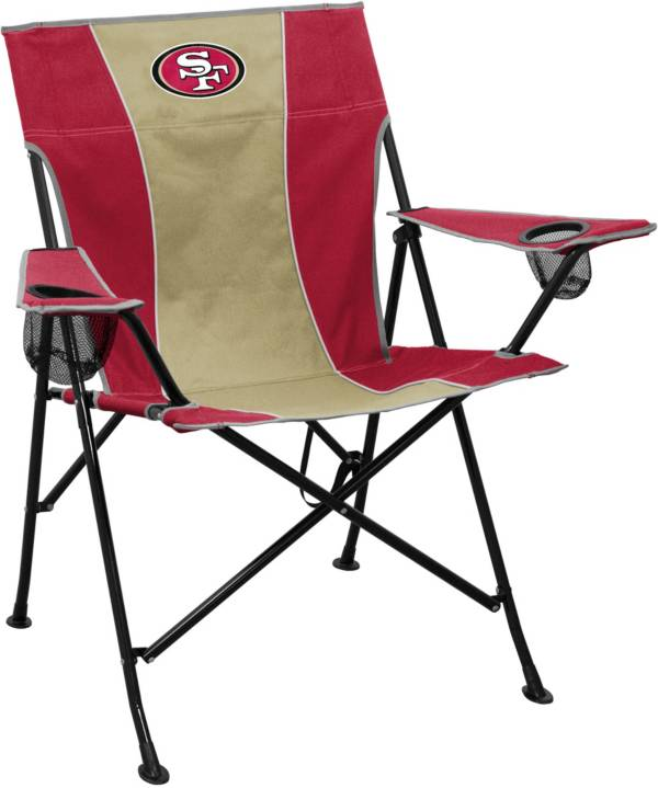 San Francisco 49ers Pregame Chair product image