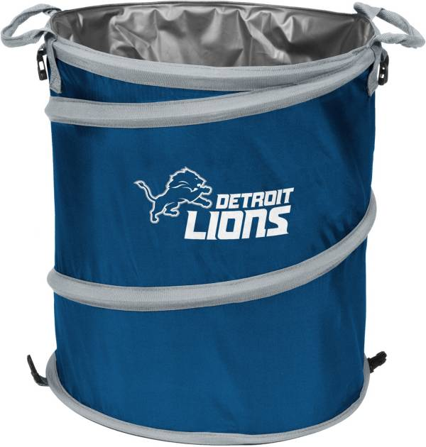 Detroit Lions Trash Can Cooler product image
