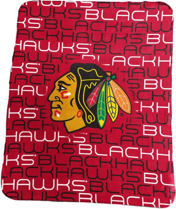 Chicago Blackhawks 50'' x 60'' Classic Fleece Blanket product image