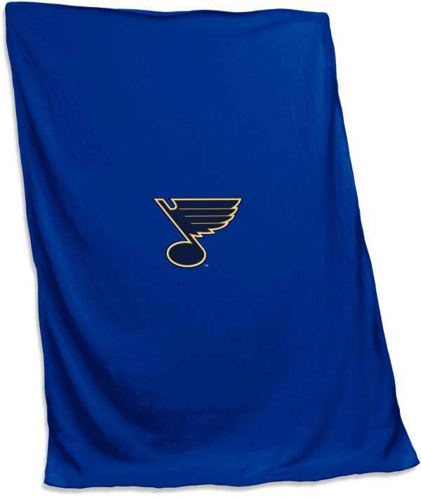 St. Louis Blues 54'' x 84'' Sweatshirt Blanket product image