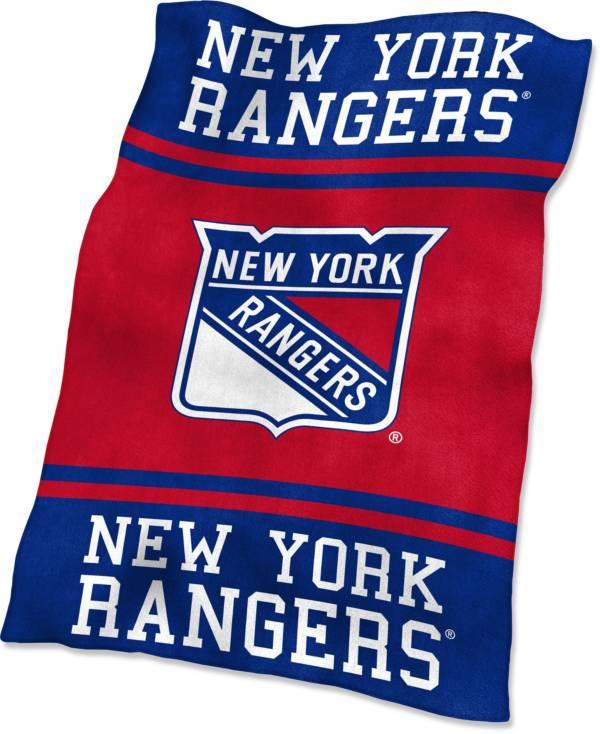 New York Rangers 54'' x 84'' Ultrasoft Blanket product image