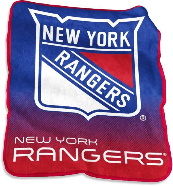 New York Rangers 50'' x 60'' Raschel Throw product image