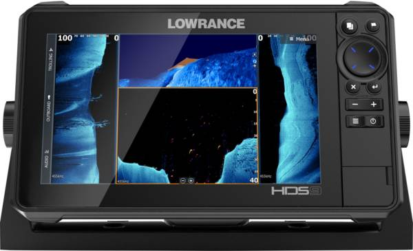 Lowrance HDS-9 LIVE GPS Fish Finder with Active Imaging (000-14422-001) product image