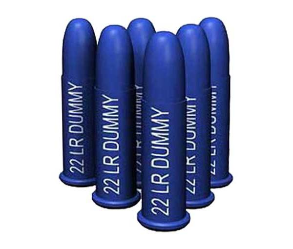 A-Zoom .22 LR Rimfire Dummy Rounds – 6 Pack product image