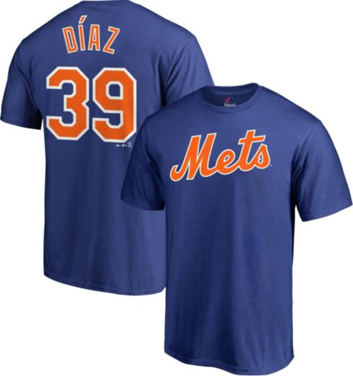 0ec3ff207 Majestic Men s New York Mets Edwin Diaz  39 Royal T-Shirt. noImageFound.  Previous